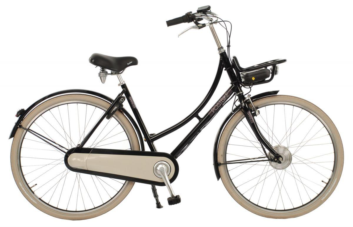 Postbike Bianco E Bike Postbike