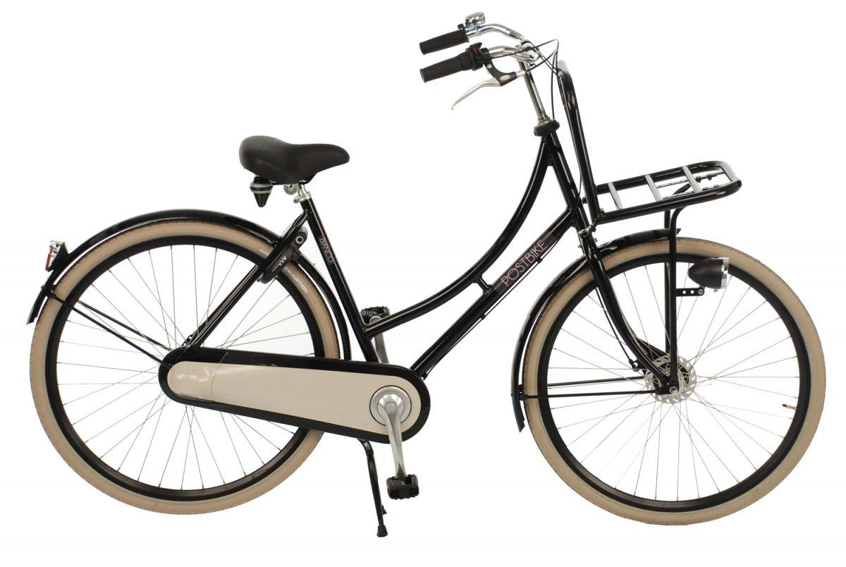 postbike bianco transporter dames n3