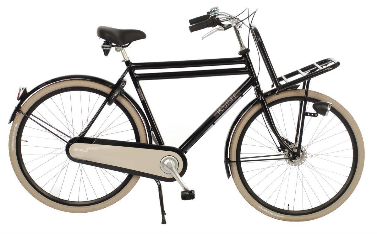postbike bianco transporter heren n3