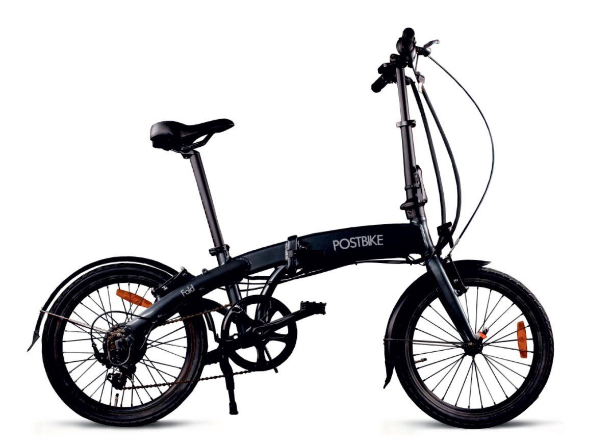postbike fold elektrische vouwfiets