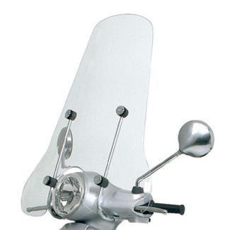 windscherm vespa lx
